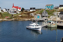 Peggy's Cove Lighthouse, Peggy's Cove, Canada