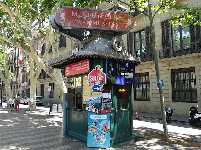 Museo de Cera de Barcelona - MUCESA