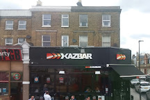 Kazbar, London, United Kingdom