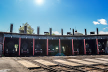 Bahnbetriebswerk Wolsztyn (Parowozownia Wolsztyn), Wolsztyn, Poland
