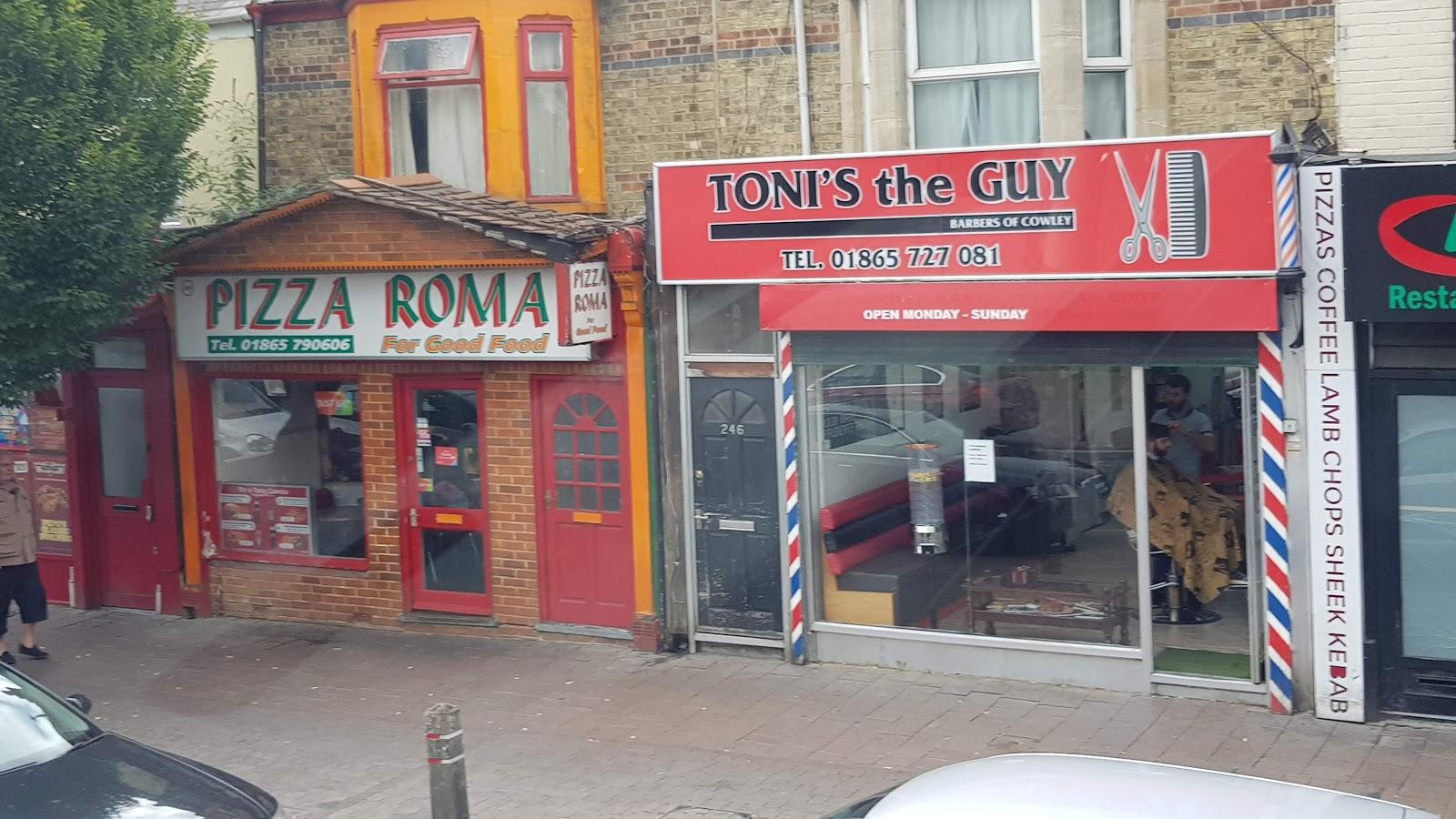 Toni's The Guy