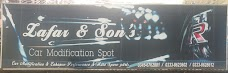Zafar & Sons Car Modification Shop Sialkot