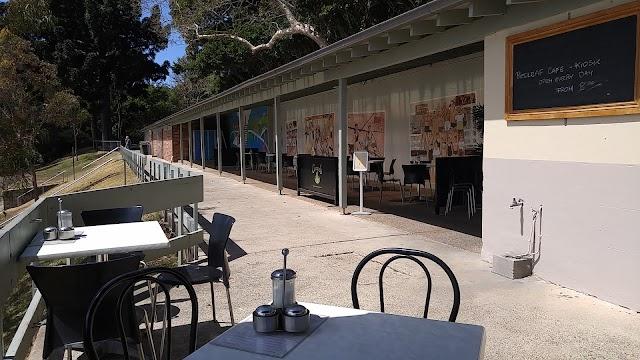 Redleaf Pool Cafe