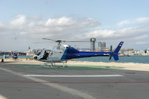 Cathelicopters, Barcelona, Spain
