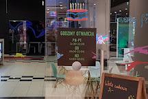 Time Machine Minigolf, Warsaw, Poland