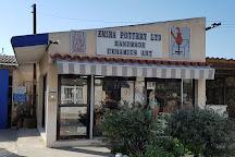 Emira Pottery, Larnaca, Cyprus