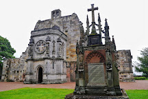 Rosslyn Chapel, Roslin, United Kingdom