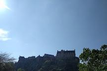 Castle Rock, Edinburgh, United Kingdom