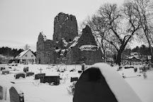 St. Olof Church ruins, Sigtuna, Sweden