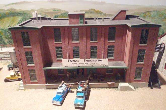 Visit St Jacobs Aberfoyle Model Railway On Your Trip To