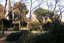 Parc de Cervantes, Barcelona, Spain