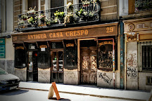 CRESPO Old House, Madrid, Spain