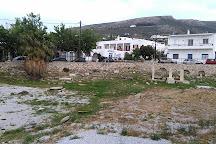 Paros Ancient Cemetery, Parikia, Greece