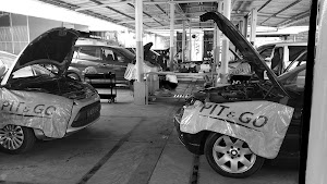 Bengkel AC Mobil Pit&Go Kilat Service, Authorized DENSO Sales & Service Dealership