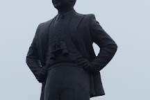 Barnes Wallis Statue, Herne Bay, United Kingdom