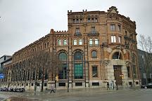 Central Catalana de Electricidad, Barcelona, Spain
