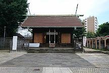 Tsurumi Shrine, Yokohama, Japan