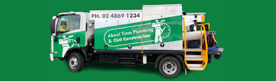 About Time Plumbing & Civil Construction