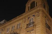Plaza Nueva, Seville, Spain