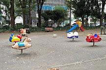 Shinjuku Chuo Park, Shinjuku, Japan