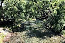 Arrow River, Queenstown, New Zealand