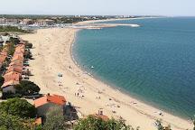La Franqui Beach, La Franqui, France