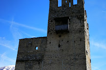 Burg Schrofenstein Bei Landeck / Stanz, Landeck, Austria