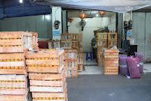 Gede Solo Market, Solo, Indonesia