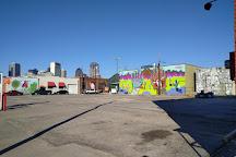 Deep Ellum (Deep Elm), Dallas, United States