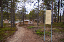 Skolt Sami Heritage House, Sevettijarvi, Finland