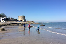 Seapoint Beach, Dublin, Ireland
