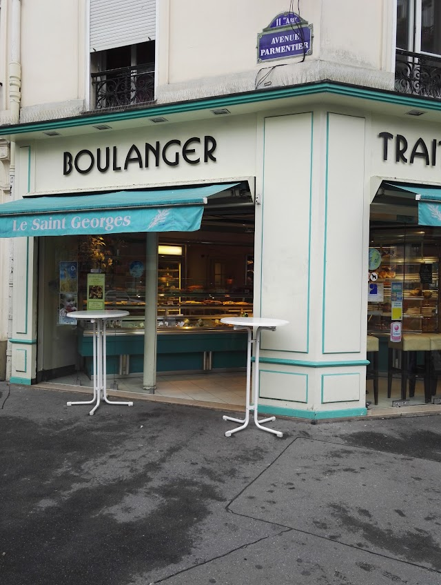 Boulangerie le Saint-Georges