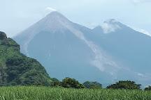 Volcan de Fuego, Guatemala City, Guatemala