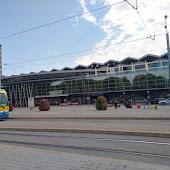 Железнодорожная станция  станции  Košice