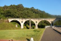 Megane Bridge, Tono, Japan