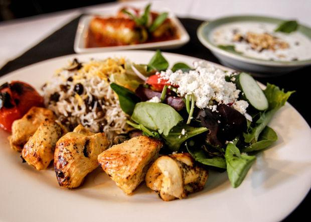 Cafe Natasha's Persian Cuisine