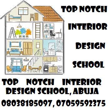 Abuja Top Notch Interior Design School Utako