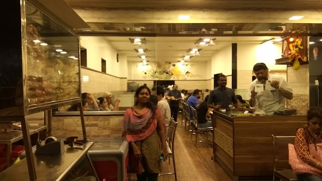 Mani's Lunch Home Veg Restaurant