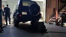 Icon Auto Garage dubai UAE