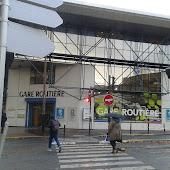 Автобусная станция   TOULOUSE   Gare Routière