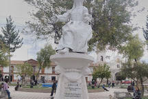 Plaza de Armas de Jauja, Jauja, Peru