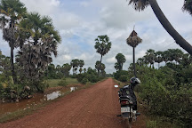 Green Frog Motorbike Adventure, Siem Reap, Cambodia
