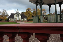 Burslem Park, Stoke-on-Trent, United Kingdom