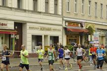 BMW Berlin Marathon, Berlin, Germany