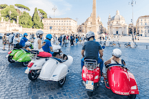 Vespa Sidecar Tour in Rome, Rome, Italy