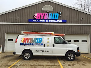 Hybrid Heating and Cooling