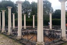 Roman Villa, Echternach, Luxembourg