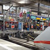 Автобусная станция   München Hbf