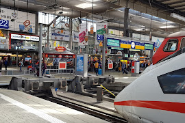 Автобусная станция   Munich Central Bus Station