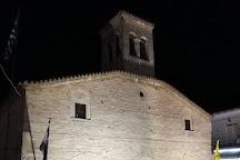Church Agios Dimitrios, Afitos, Greece